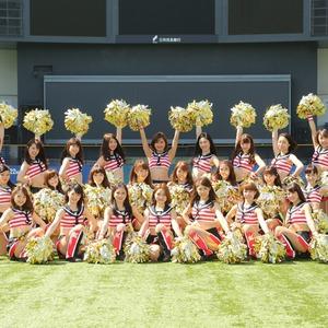 プロ野球チーム 千葉ロッテマリーンズ公式チアパフォーマーM☆Splash!!新メンバーオーディションのサムネイル画像1