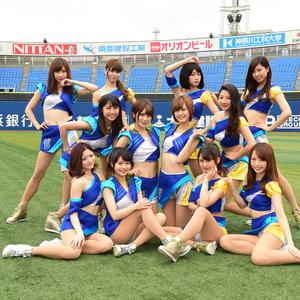 「横浜DeNAベイスターズサポーティングガールズユニット「diana」2017年度メンバーオーディション」  のサムネイル画像1