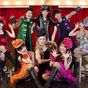 「サーカスカフェ」ダンサーオーディションのサムネイル画像1