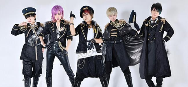 男装ユニット Vipera オーディションのサムネイル画像1