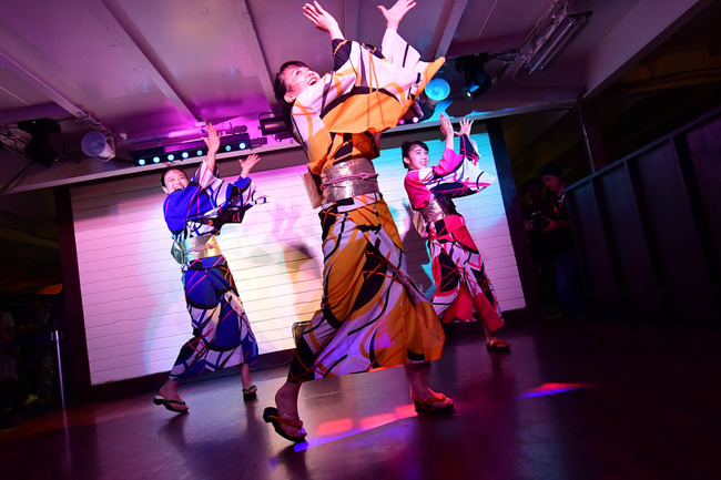 東京湾納涼船2019ゆかたダンサーズオーディションのサムネイル画像1