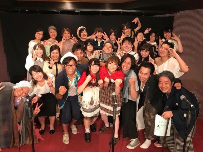 声優・千葉千恵巳演出 朗読劇「赤ずきんと青い鳥」 2019年7月公演 オーディションのサムネイル画像1