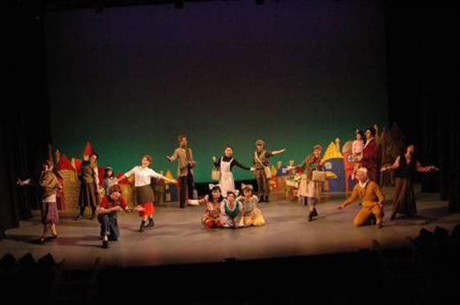 ミュージカル「三匹のネコ物語」女性ダンサーオーディションのサムネイル画像1