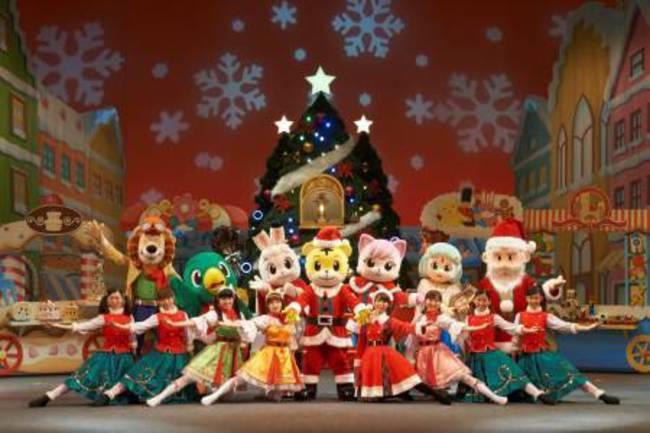 しまじろうクリスマスコンサート2019「キャラクター出演者」「ダンサー」募集のサムネイル画像1