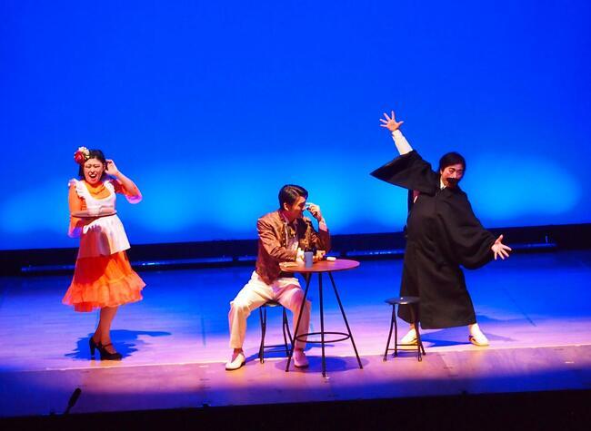 【関西】舞台デビューが叶う★(芝居・歌・踊り)ハイカラ劇場|春の出演者募集オーディション!のサムネイル画像1