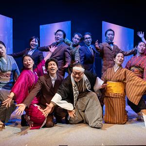 演劇集団ワンダーランド第49回公演   『気骨の判決』のサムネイル画像1