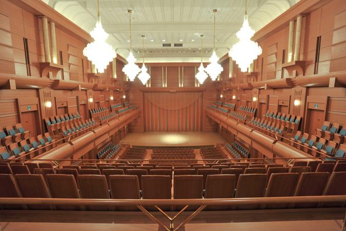 紀尾井ホール画像2