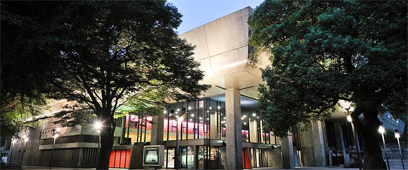 東京文化会館画像3