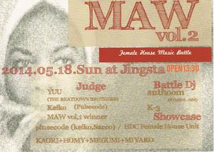 MAW  vol.2のサムネイル画像1