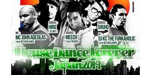 HOUSE DANCE FOREVER JAPAN 2014のサムネイル画像1