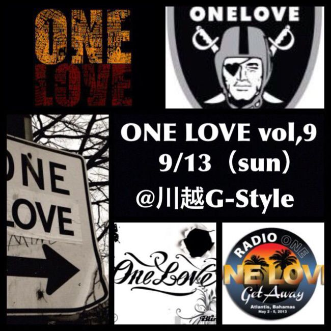 ~ONE LOVE vol,9~ feat新井杯 優勝賞金30000円‼︎のサムネイル画像1