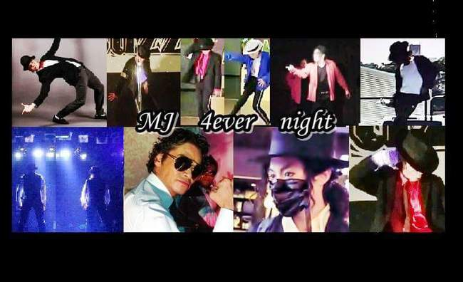 MJ 4ever nightのサムネイル画像1