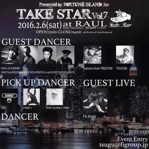 TAKE STAR vol.7のサムネイル画像1