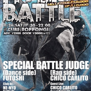 GOJYA presents Hybrid Battleのサムネイル画像1