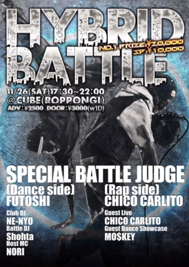 GOJYA presents Hybrid Battleのサムネイル画像1