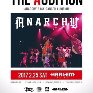 -ANARCHY BACK DANCER オーディション- 『THE AUDITION 』のサムネイル画像1
