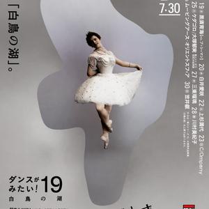 「ダンスがみたい!19 白鳥の湖」のサムネイル画像1