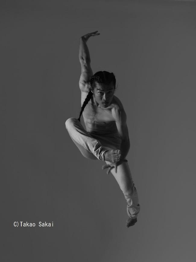 コンテンポラリーダンス・オープンクラス 「大宮ダイスケ」ワークショップのサムネイル画像1