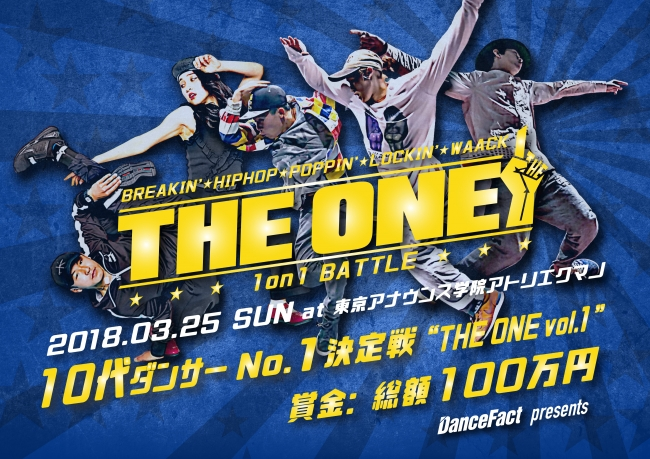 THE ONE 1on1 BATTLEのサムネイル画像1