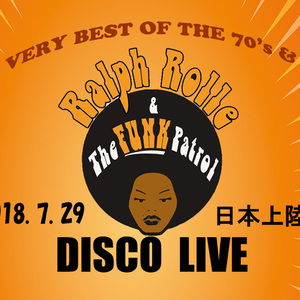 Ralph Rolle & The FUNK Patrolのサムネイル画像1