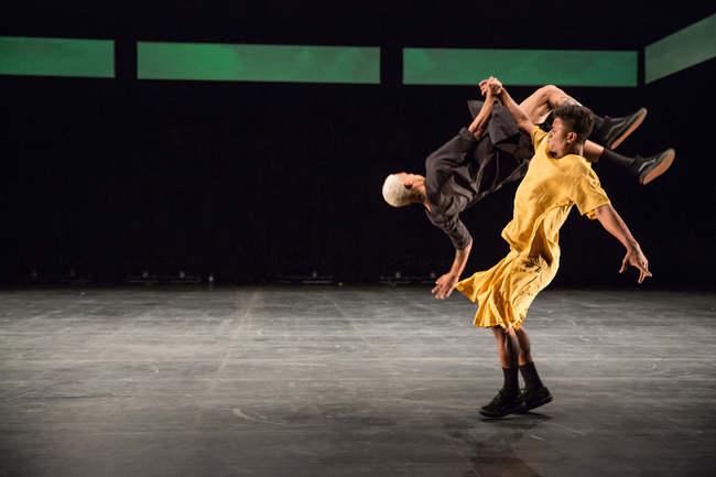 グルーポ・ヂ・フーア ダンス公演 「イノア」のサムネイル画像1