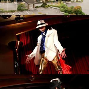 福島県・母畑温泉 八幡屋 ステージ出演 (マイケルジャクソンショー)のサムネイル画像1
