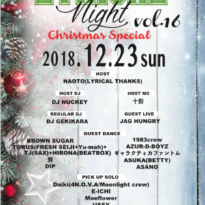 LYRICAL NIGHT Vol.16 -Christmas SP-のサムネイル画像1
