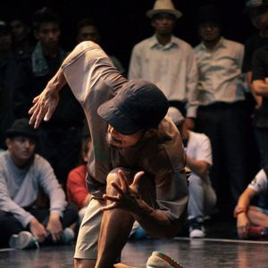 BBOY MOTIN DONFAN FOOT WORK WORK SHOPのサムネイル画像1