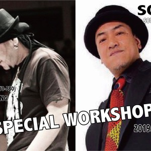 SO(Be Bop Crew)/SeeN(YO-BBO)SPECIAL WORKSHOPのサムネイル画像1