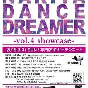 NARITA DANCE DREAMER(NDD)のサムネイル画像1