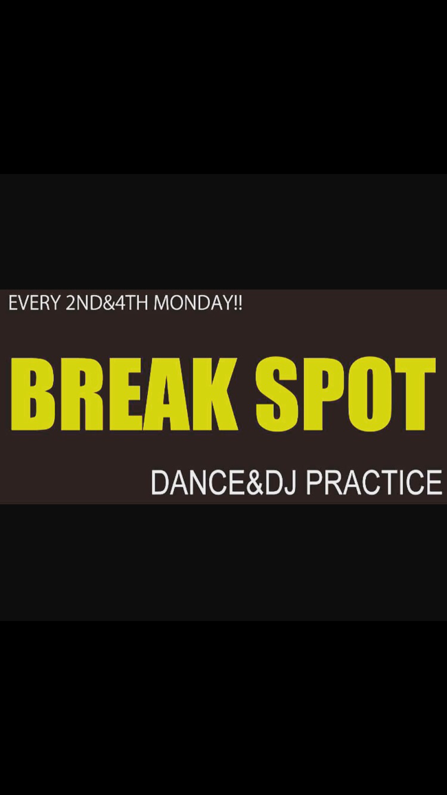 BREAKSPOTオールジャンルDANCE&DJ練習会のサムネイル画像1