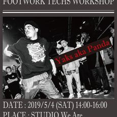 Yaks aka Panda Footwork Techs Workshopのサムネイル画像1