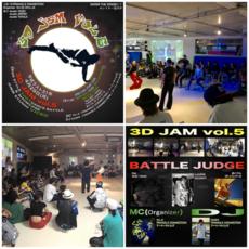 4/29(月) 3D JAM vol.5 @世田谷区studio VICEOのサムネイル画像1