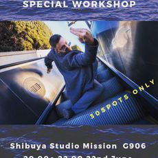 【INOX from Spain special Workshop by funkintokyo】のサムネイル画像1