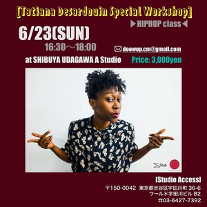 Tatiana Desardouin Special Workshopのサムネイル画像1
