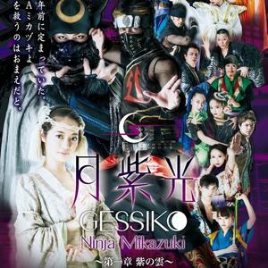 [月紫光] GESSIKO NINJA MIKAZUKI 〜第一章 紫の雲〜のサムネイル画像1