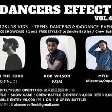 DANCERS EFFECT Vol.4のサムネイル画像1