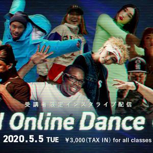 WORLD ONLINE DANCE CAMPのサムネイル画像1