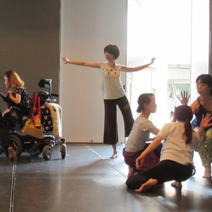 響-kyoと踊ろう ダンス・ワークショップのサムネイル画像1