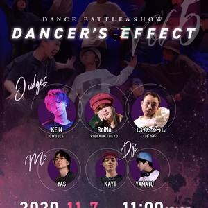 DANCERS EFFECT Vol.5のサムネイル画像1
