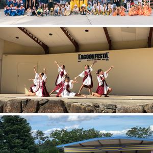 キッズダンスコンテスト<br />「ラグーンフェスタplus ON」のサムネイル画像1