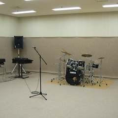 奥州市文化会館 Zホール 練習室画像1