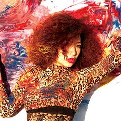 ダンサーインタビュー 10:CRAZY SHIZUKA(CRAZY BOMB)イメージ