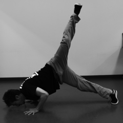 HOW TO STEP 06:TAKKY(TokyoFootWorkz)イメージ
