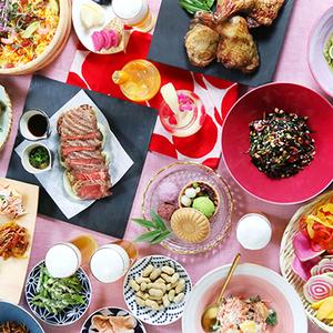 ダンサーのための食図鑑 ダンめし 22:ルーフトップビアガーデン 東京小空/サナギ 新宿イメージ