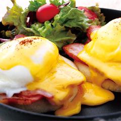 ダンめし 03:eggcellent(六本木)・MERCER CAFE TERRACE HOUSE(青山)イメージ