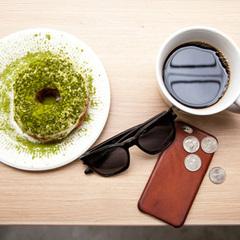 ダンサーのための甘図鑑:DUMBO Doughnuts and Coffee (麻布十番)イメージ