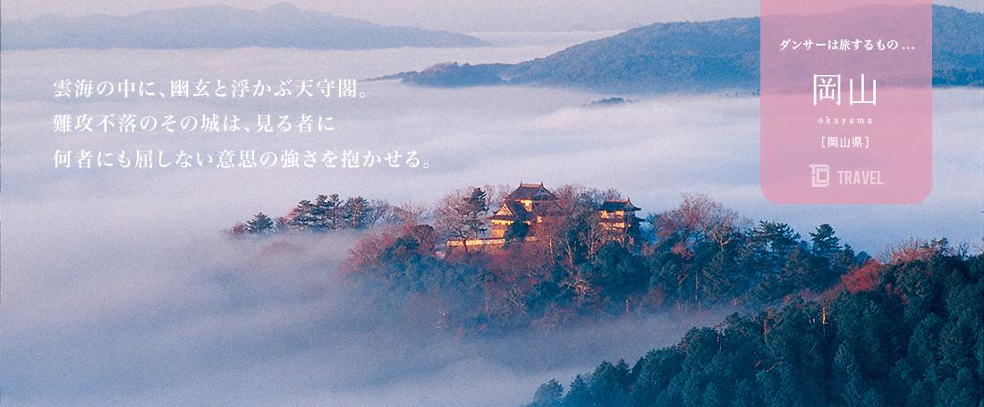 ダンサーは旅するもの:岡山のメイン画像
