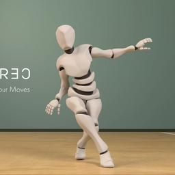 トップダンサー達の 公式3Dダンスモーションデータが取引開始! イメージ