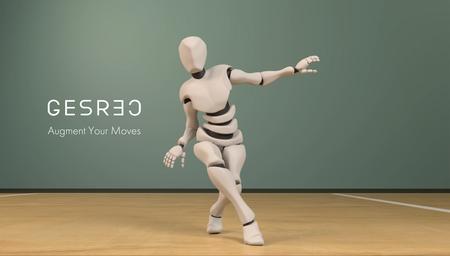 トップダンサー達の 公式3Dダンスモーションデータが取引開始! のメイン画像